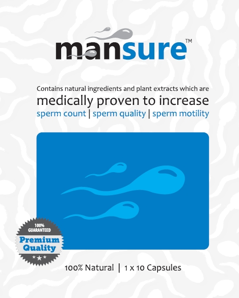 ManSure- Helps in increasing sperm count naturally